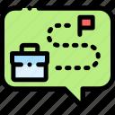 game, marketing, plan, strategy icon