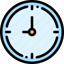 clock, office, time, timer, watch icon
