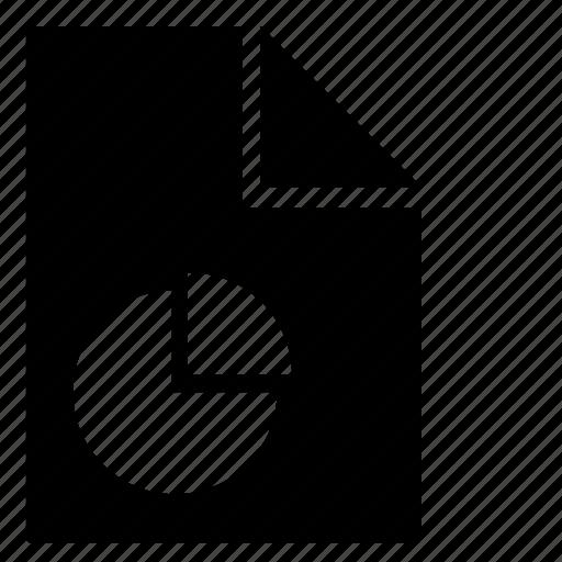chart, diagramm, office, statistics icon