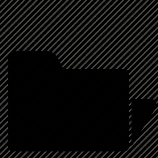 document, folder, office, paper icon