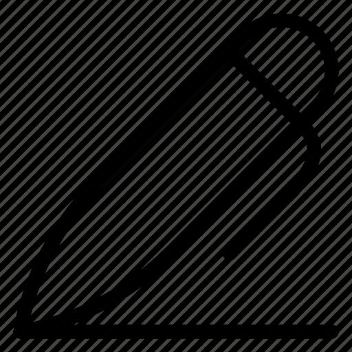 edit, pencil, tool, writing icon
