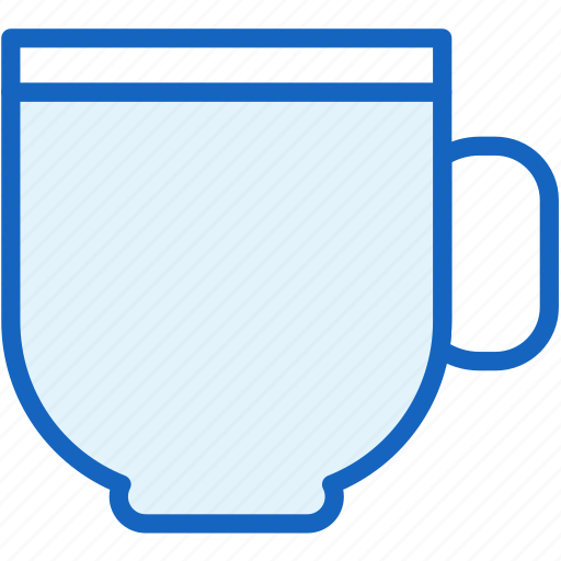 coffe, cup, office, work icon