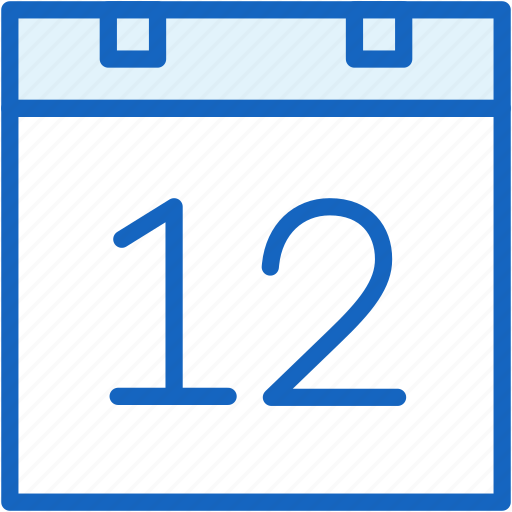 calendar, office, work icon