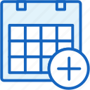 add, office, work icon