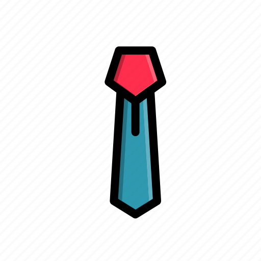 business, corporate, job, office, position, tie, work icon