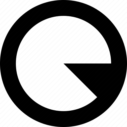 analytics, circle, graph, pie chart, statistics icon