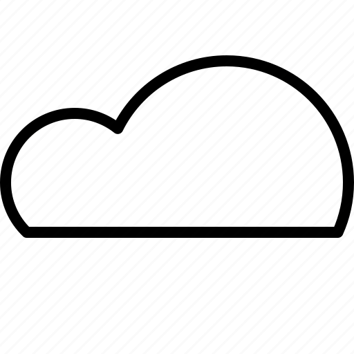 cloud, rain, storage, storaging icon