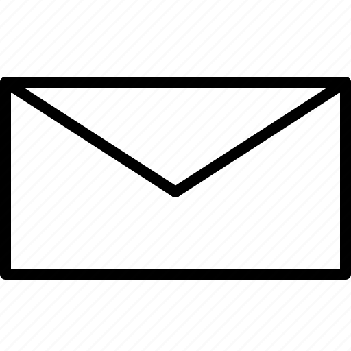 computer, digital, email, letter, mail icon
