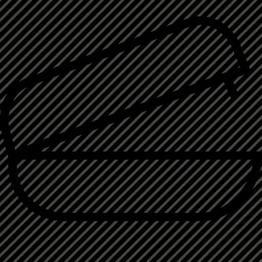 clip, paper, staple, stapler icon