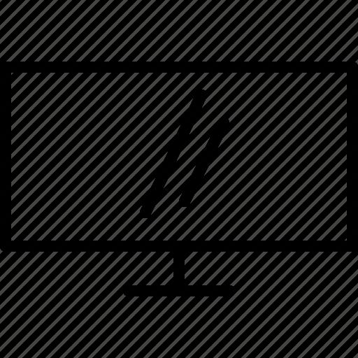 image, monitor, resolution, screen, television, tv icon