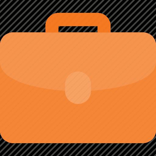 brief, case, document, lugadge, office icon