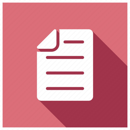analytics, data, page, paper icon