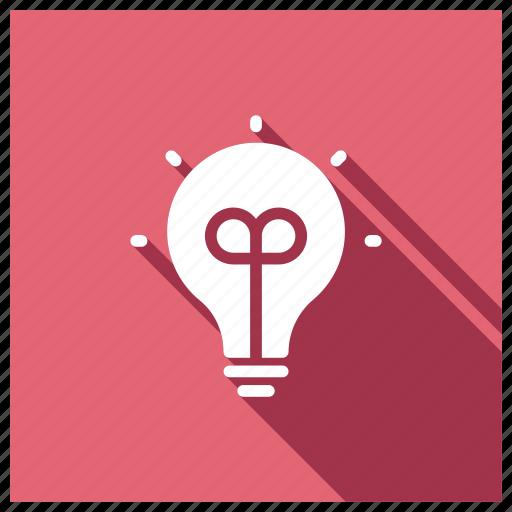 bulb, electricity, idea, light icon