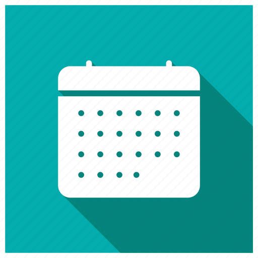 calendar, date, event, timetable icon