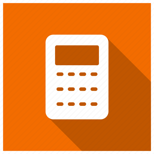 accounting, calculator, math, office icon