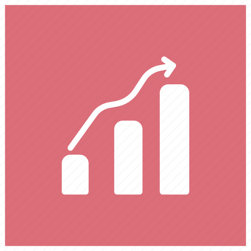 analytics, finance, infographic, statistics icon