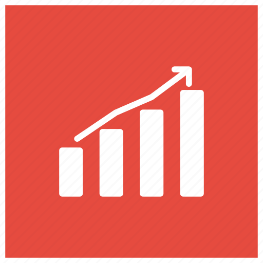 analytics, finance, graph, statistics icon