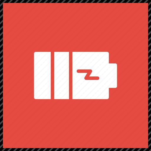 battery, batterycharge, charging, energy icon
