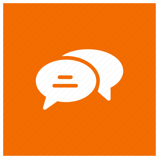 bubble, comment, email, message icon