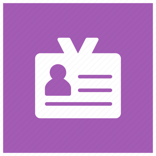 Card, id, identification, identity icon - Download on Iconfinder
