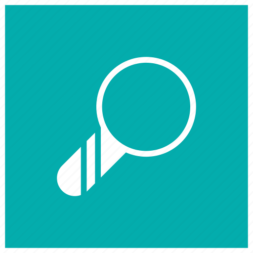 find, magnifier, search, zoom icon