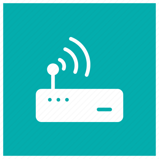 device, router, signal, wifi icon