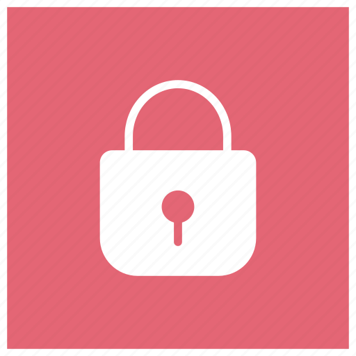 lock, password, safe, security icon