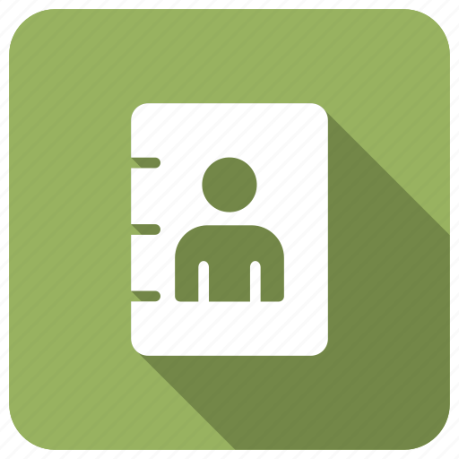 Address, book, contact, phonebook icon - Download on Iconfinder