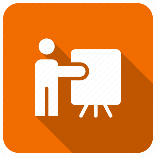 analytics, business, chart, presentation icon