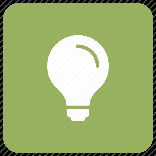 blub, bright, idea, solution icon