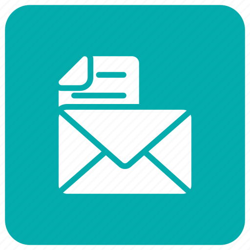 check, email, internet, mail icon