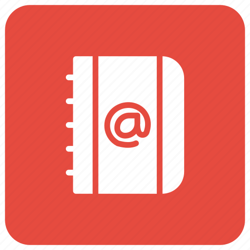 contact, contacts, phone, phonebook icon