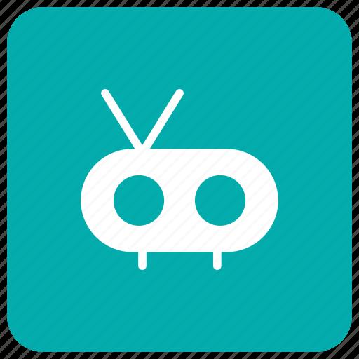 antenna, device, music, radio icon