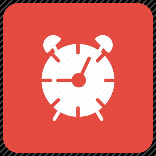 alarm, clock, notification, watch icon