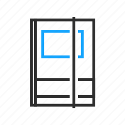 business, journal, office, registry icon