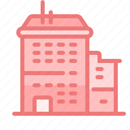building, home, house, office, work icon