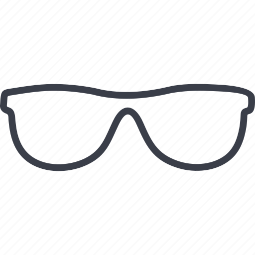 lenses, office, spectacles, vision icon
