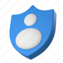 security, accounts, account, profile, privacy, protection, shield