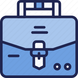 bag, briefcase, business, case, finance, office, suitcase icon
