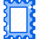 email, mail, stamp, stamp icon icon