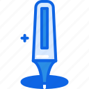 marker, office, review icon icon