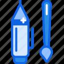 pen, pencil, writing icon icon