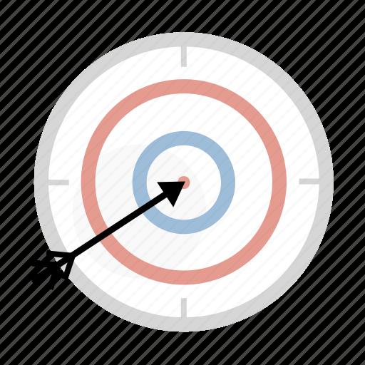 accuracy, aim, darts, game, target icon