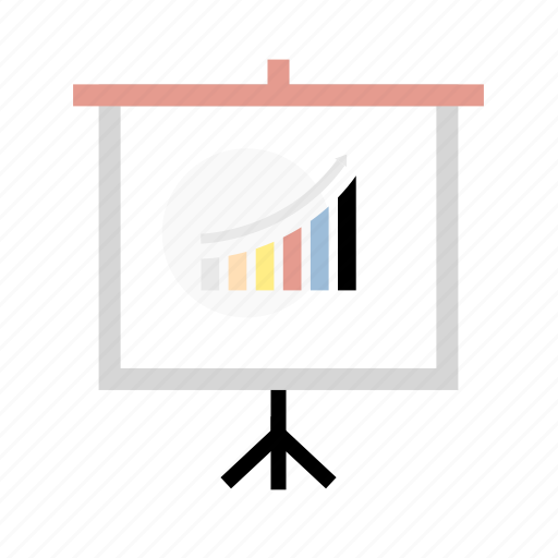 chart, diagramm, finance, graph icon