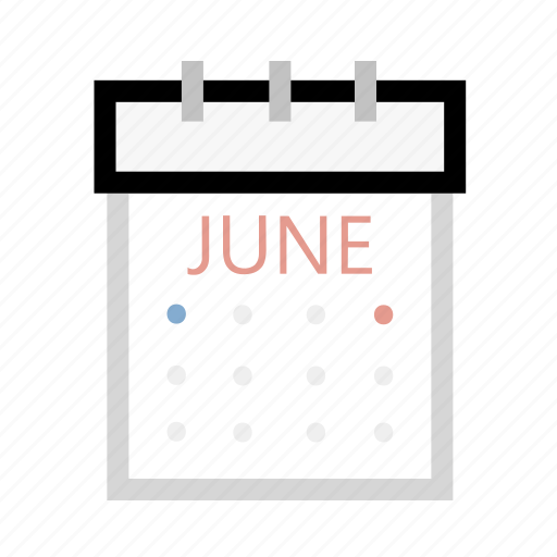calendar, dates, events, schedule icon