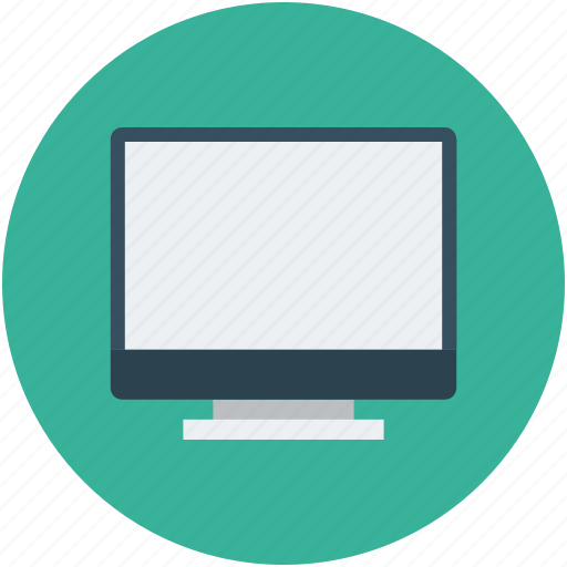 Computer monitor, computer screen, monitor, screen icon - Download on Iconfinder