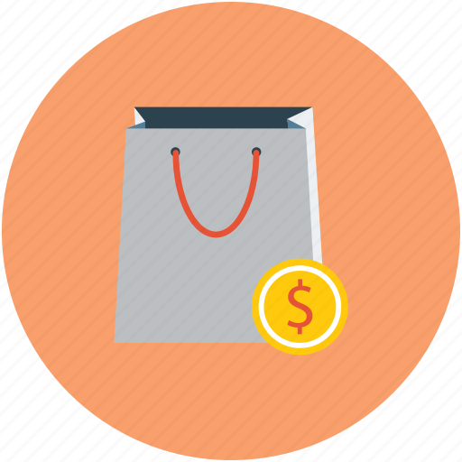 Bag, purchase, shopping, shopping bag icon - Download on Iconfinder