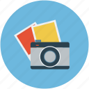 camera, instant camera, photo, photography, polaroid icon
