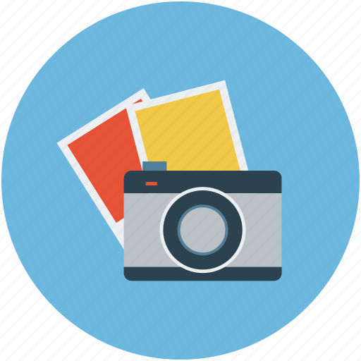 Camera, instant camera, photo, photography, polaroid icon - Download on Iconfinder