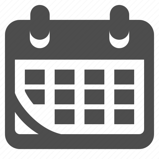 business, calendar, days, months, office, time icon